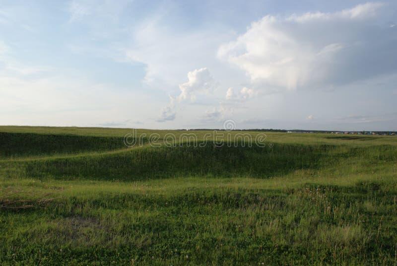 ландшафт стоковое изображение rf