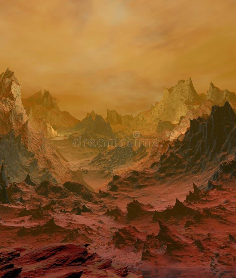 ландшафт 3 бесплатная иллюстрация