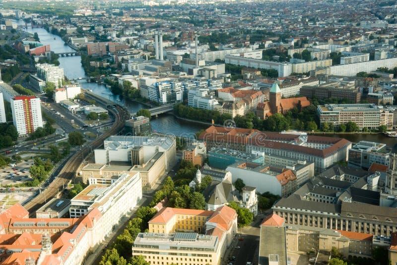 ландшафт berlin стоковые фото