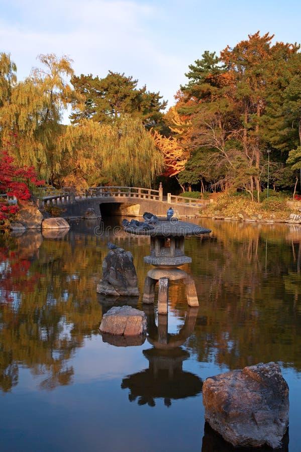 ландшафт oriental стоковое изображение