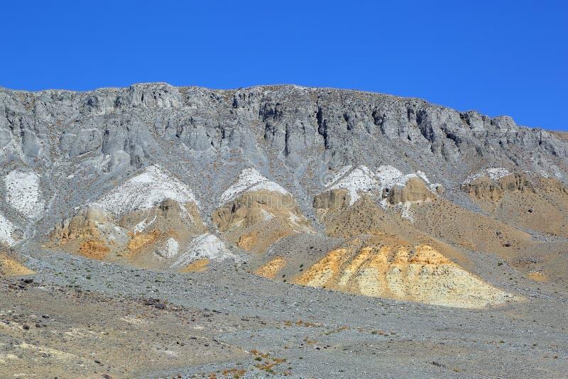 Ландшафт в горах Altai стоковое фото rf
