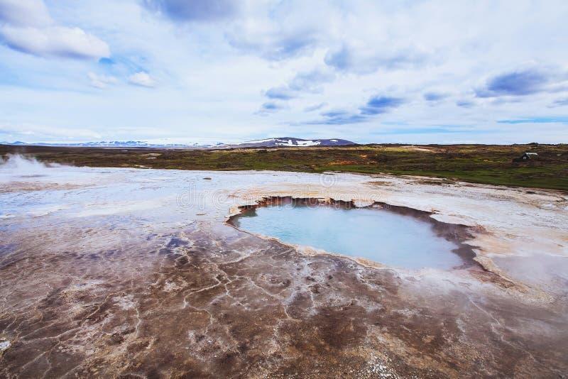 Ландшафт Исландии стоковая фотография rf