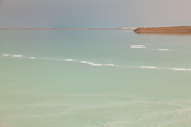 Ландшафт мертвого моря стоковые изображения rf