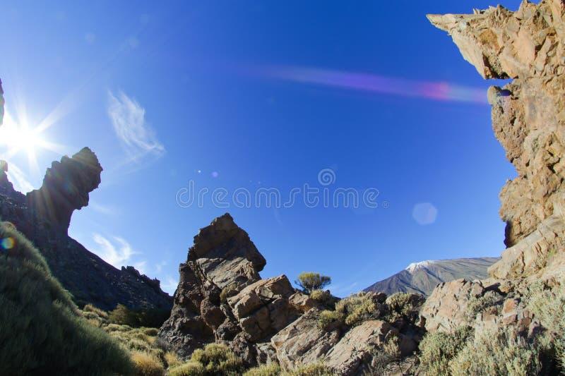 Download Ландшафт пустыни стоковое изображение. изображение насчитывающей высоко - 37925705