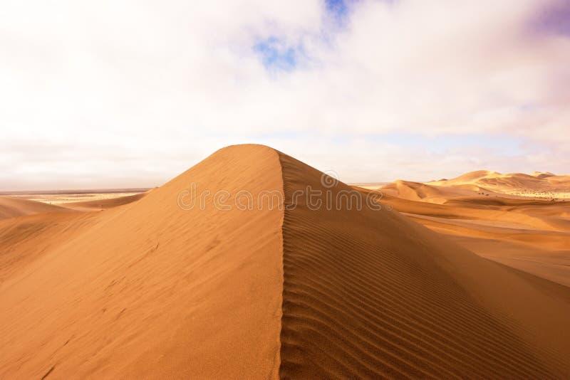 Ландшафт Dule пустыни Namib стоковое фото rf