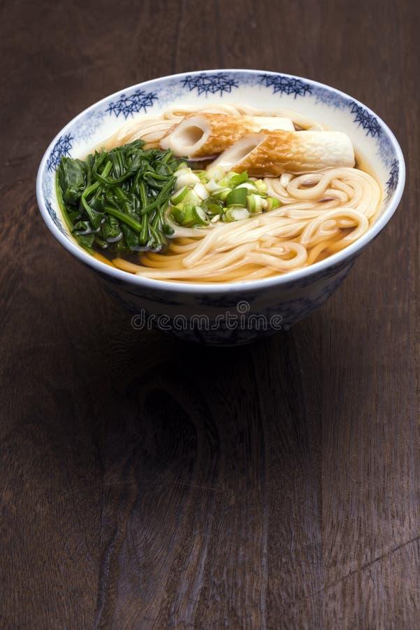 Лапши Udon стоковые фотографии rf