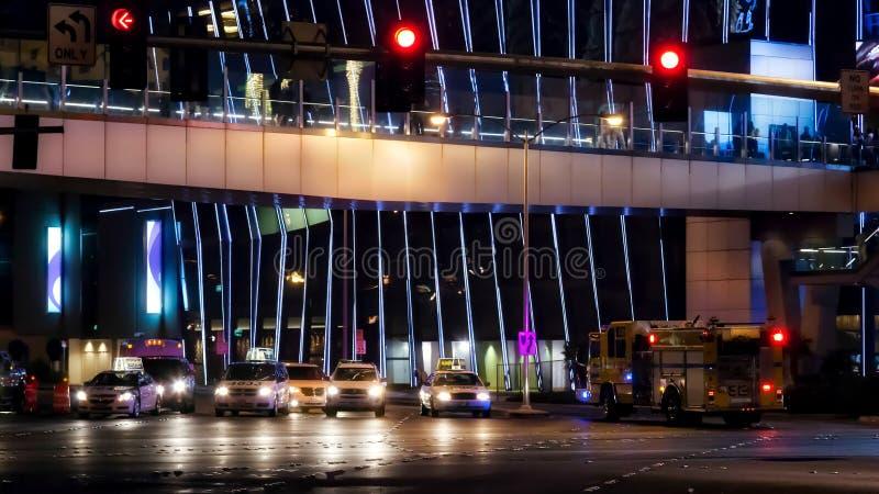 ЛАС-ВЕГАС, NEVADA/USA - 2-ОЕ АВГУСТА: Движение на прокладке Illumina стоковое изображение