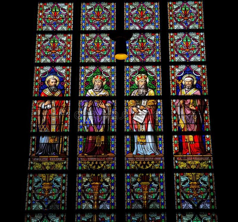 латинские saints стоковое изображение rf