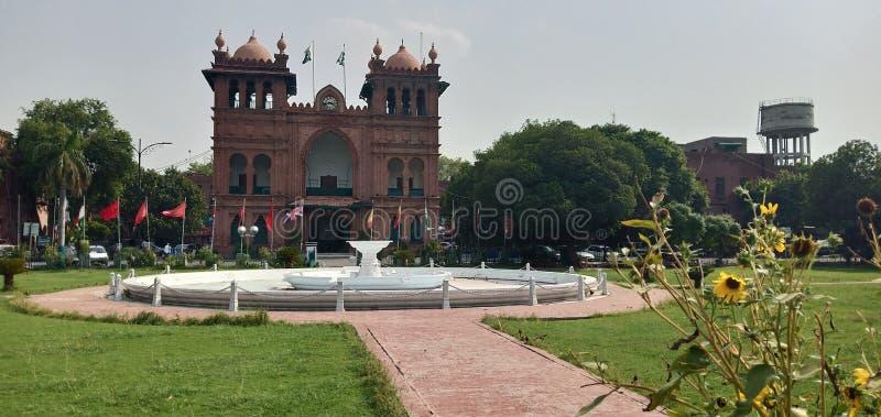 Лахор Лахор a стоковое изображение rf