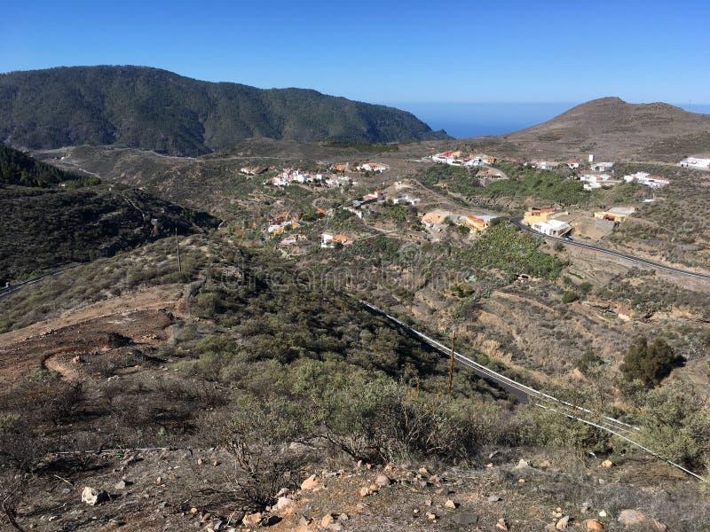 Ла Cilla горы стоковая фотография