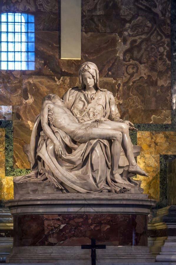 Ла Pietà стоковое изображение