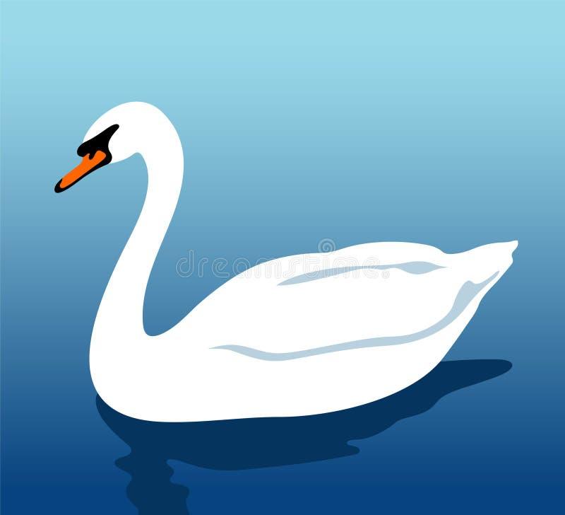 Лебедь бесплатная иллюстрация
