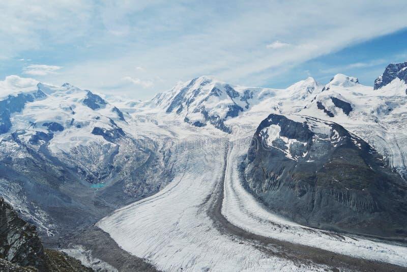 ледники стоковое фото