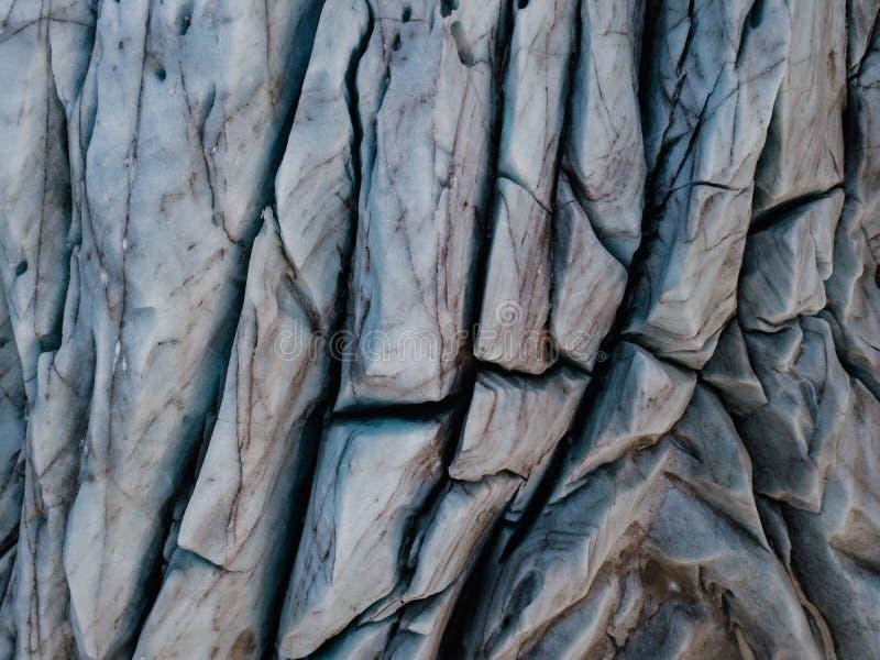 Ледник в Исландии стоковая фотография