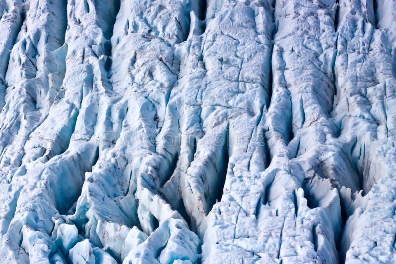 ледник новый поверхностный zealand стоковые фотографии rf