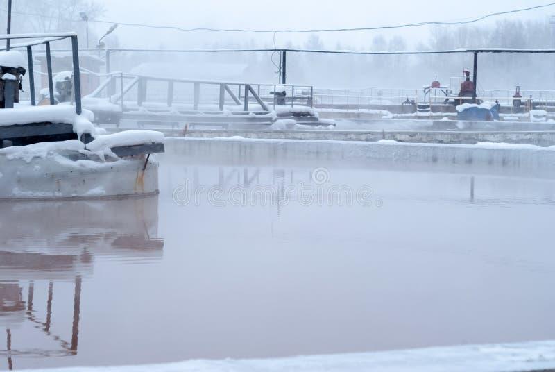 Ледяные танки основной обработки стоковые изображения rf