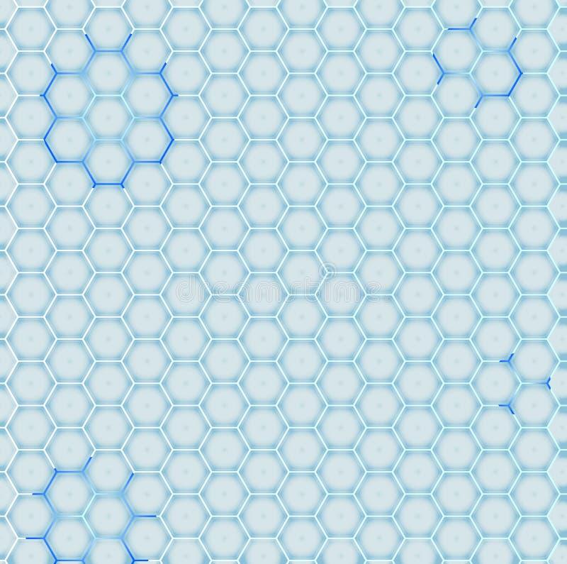 Лед - холодная плита бесплатная иллюстрация