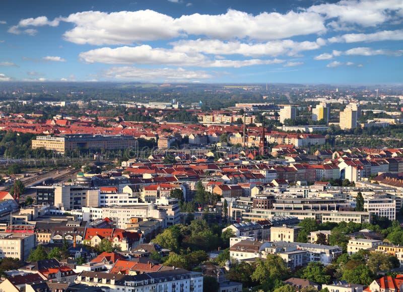 Лейпциг, Германия стоковые фотографии rf
