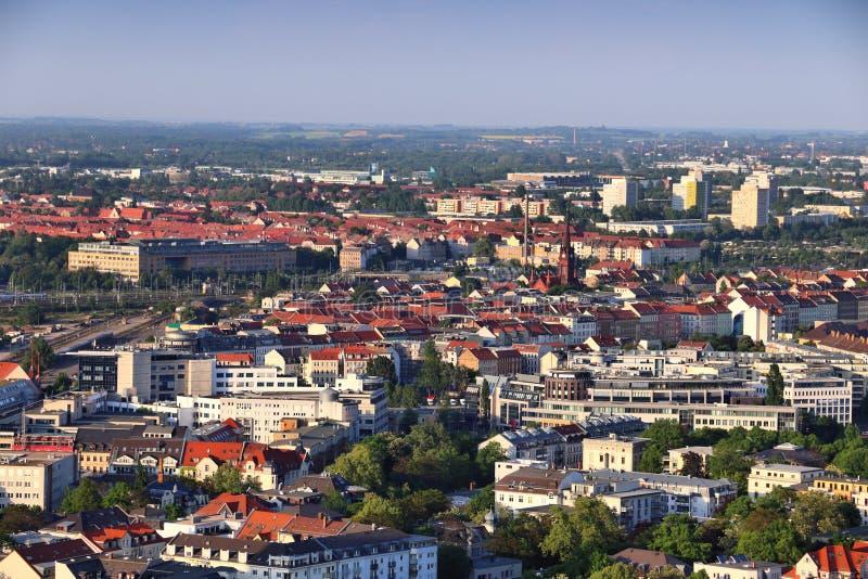 Лейпциг, Германия стоковая фотография rf