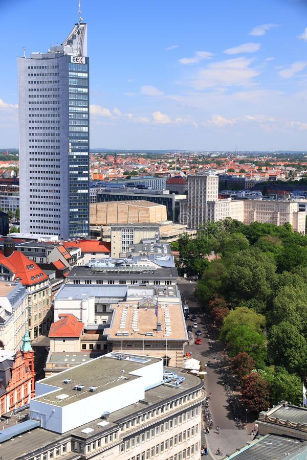 Лейпциг, Германия стоковая фотография