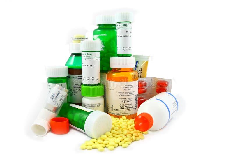 лекарств рецепт non стоковая фотография rf