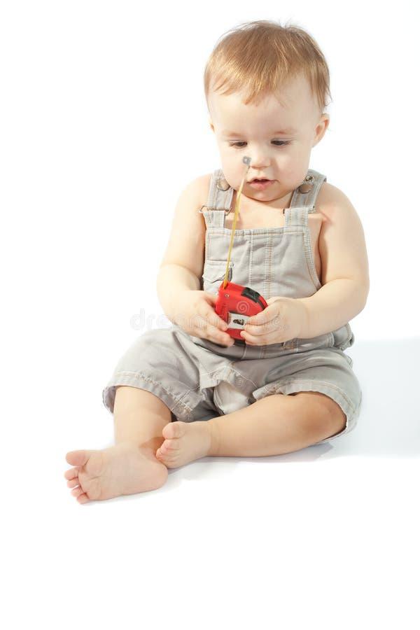 лента младенца измеряя стоковые фотографии rf