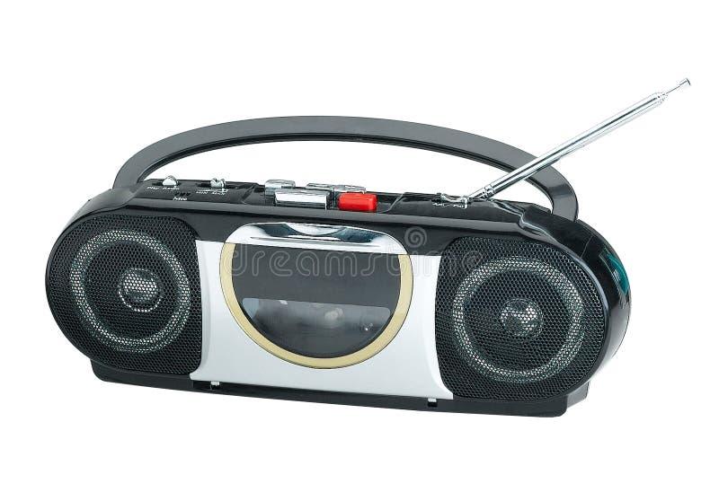 лента радио игрока кассеты стоковые фотографии rf