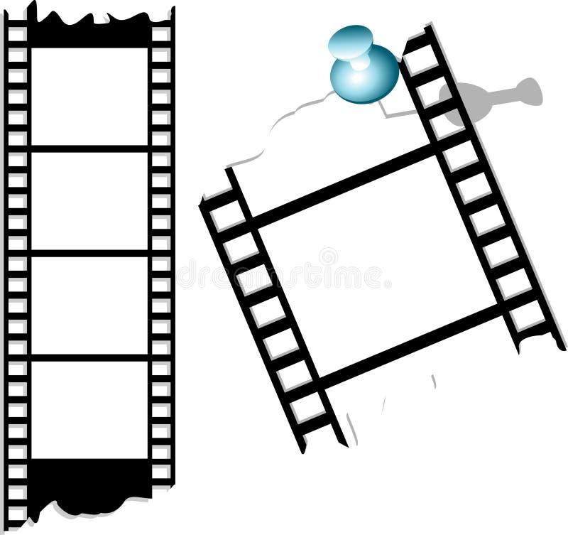 лента фото fix иллюстрация вектора