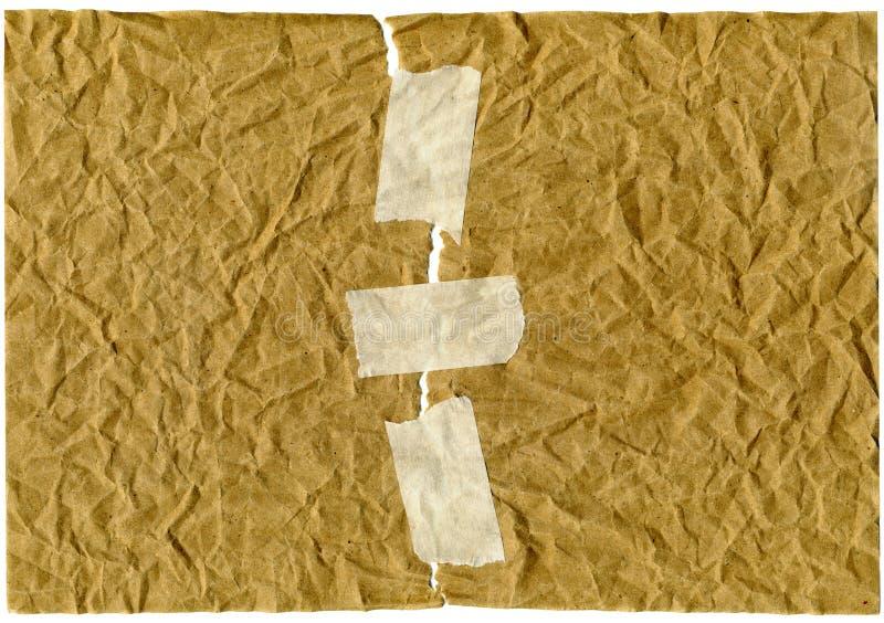 ленты липкой бумага иллюстрация штока