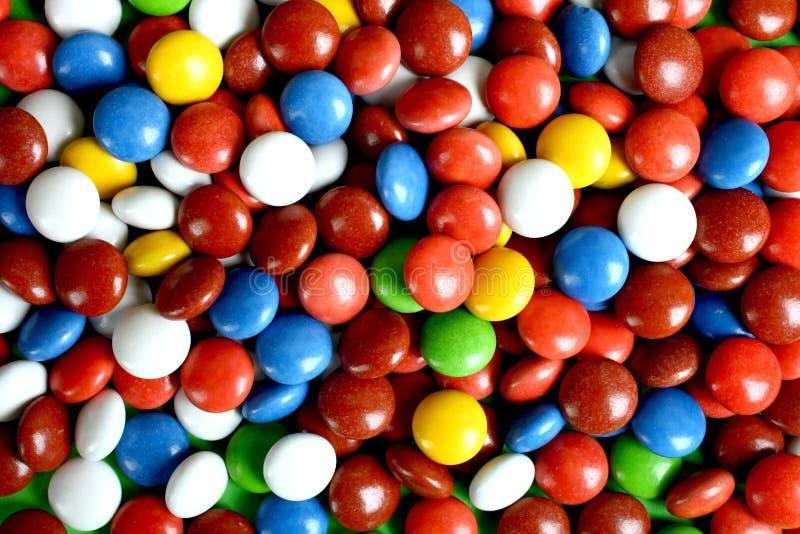 Лепешка шоколада стоковое изображение