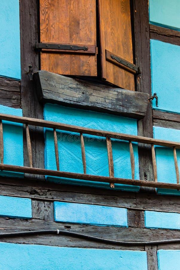 Лестница и штарки стоковое изображение