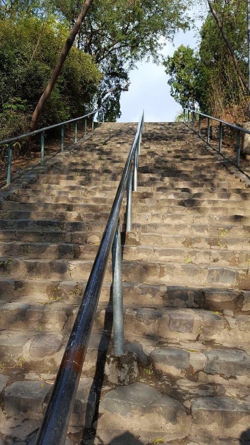 Лестница к раю d стоковое фото