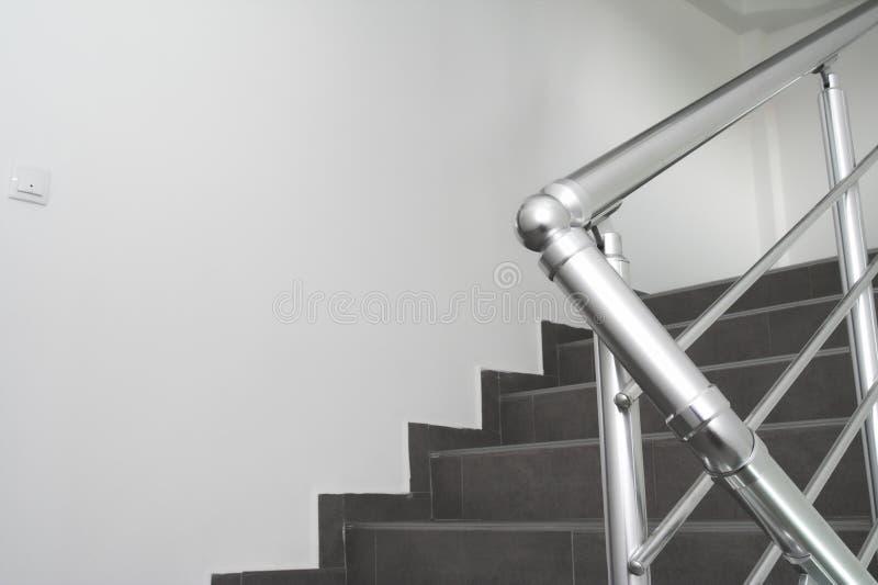 лестница металла штанг стоковые изображения rf