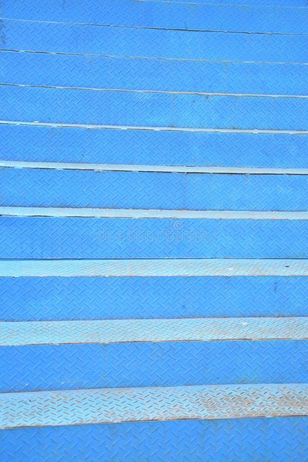 Лестница металла стоковое изображение rf