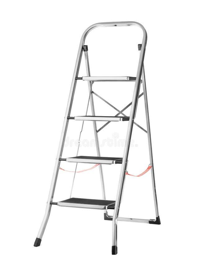 Лестница металла стоковые фото