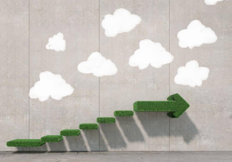 Download Лестница успеха и достижения Мультимедиа Стоковое Изображение - изображение насчитывающей успех, шаг: 81807679