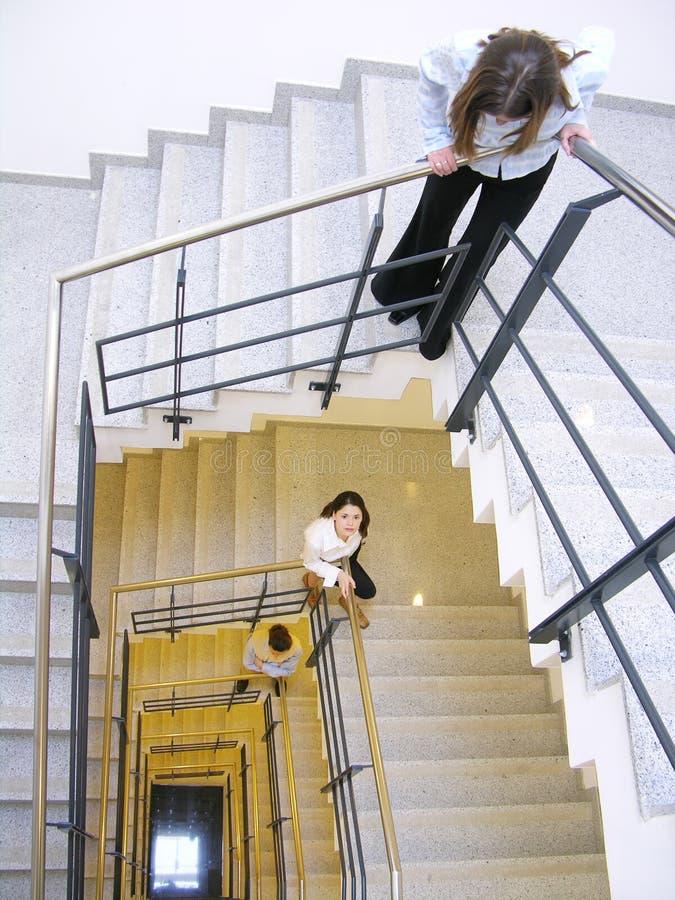 лестница 2 стоковые изображения
