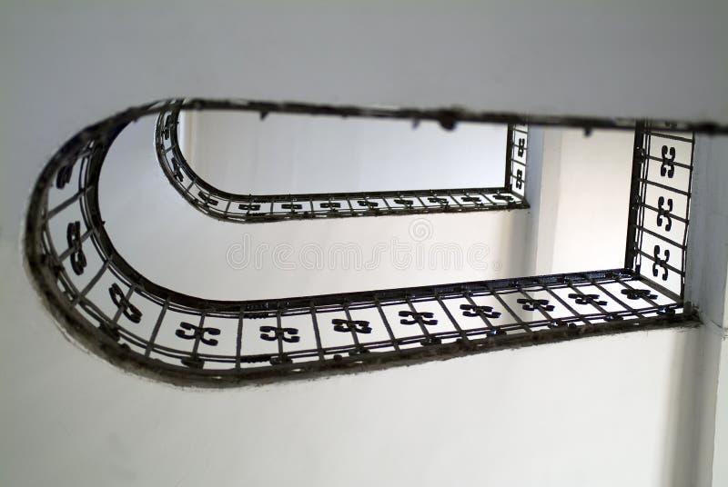 лестница 3 стоковые изображения
