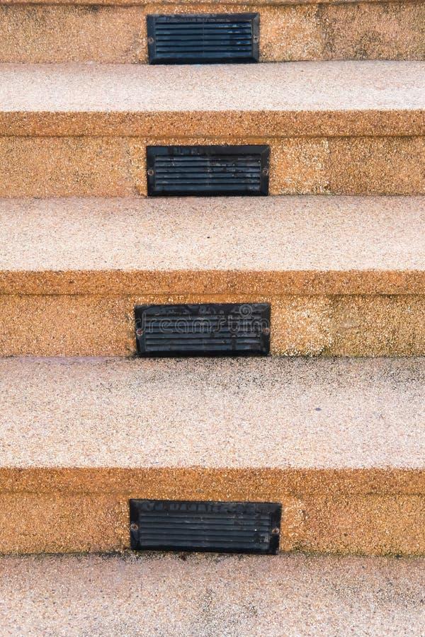 Лестница стоковое изображение rf
