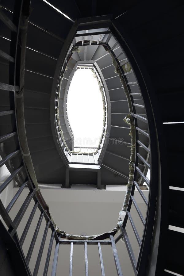 Лестницы в доме стоковая фотография rf