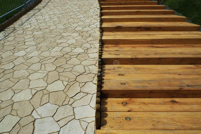 Лестницы на бассейне стоковая фотография