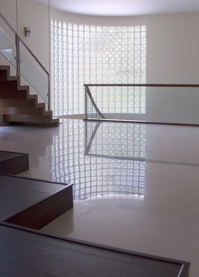 лестницы посадки зоны стоковые фотографии rf