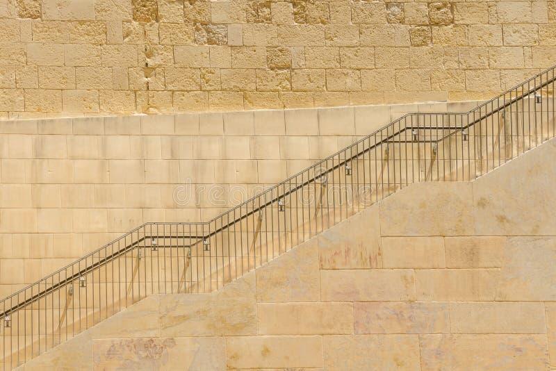 Лестницы подъема стоковое изображение