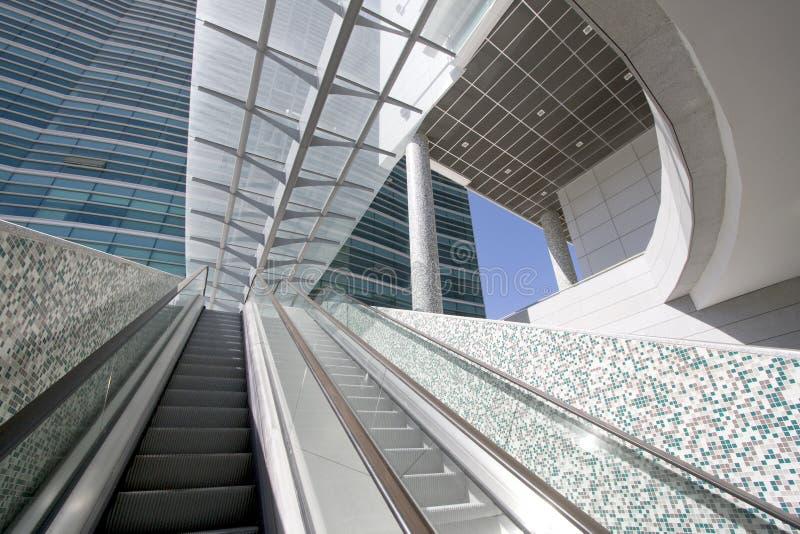 лестницы эскалатора стоковые фото
