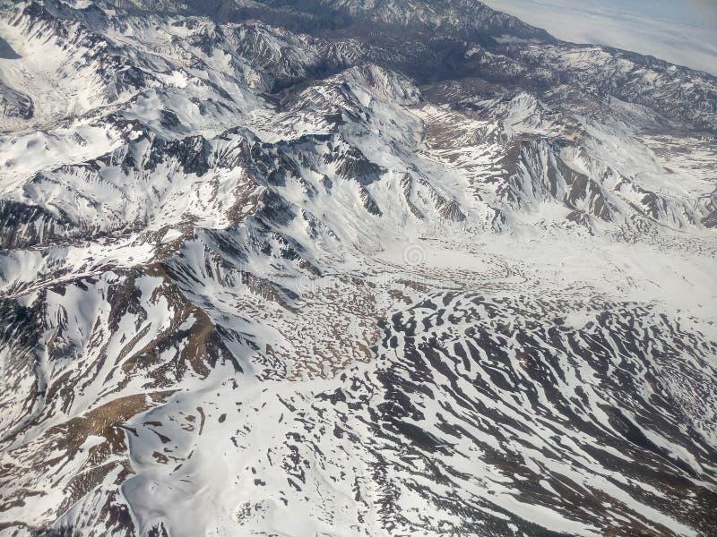 Летать Андами стоковые изображения rf