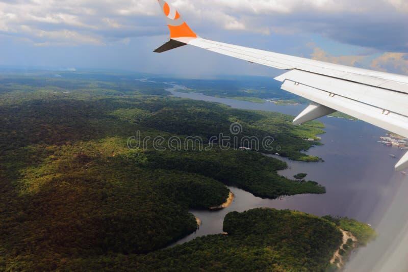 летать в авиакомпанию компании Gol стоковые фотографии rf