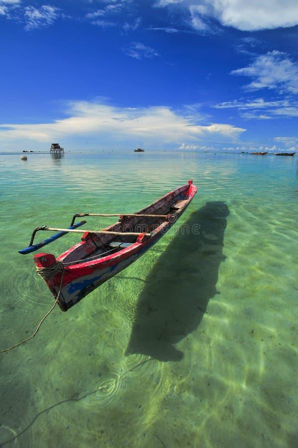 Летающая лодка стоковое фото