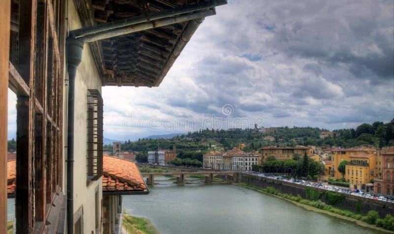 Летнее время в Тоскане, Италии стоковые изображения