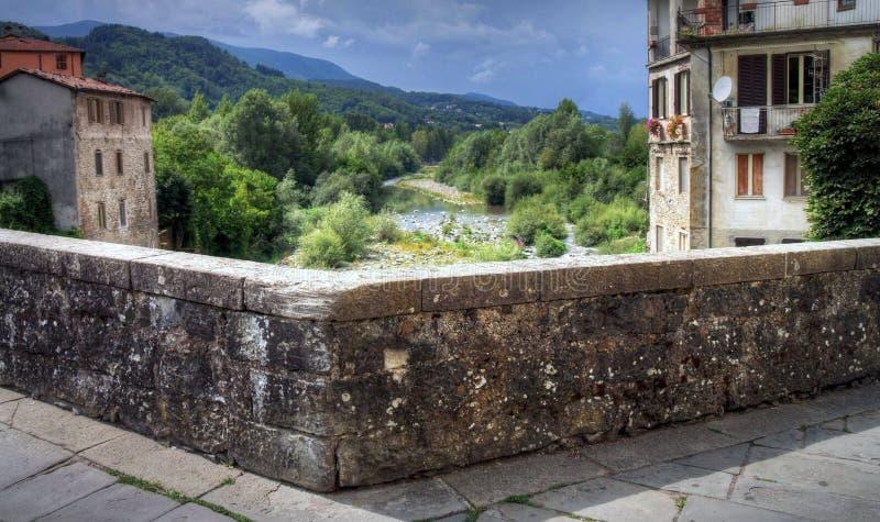 Летнее время в Тоскане, Италии стоковые фотографии rf