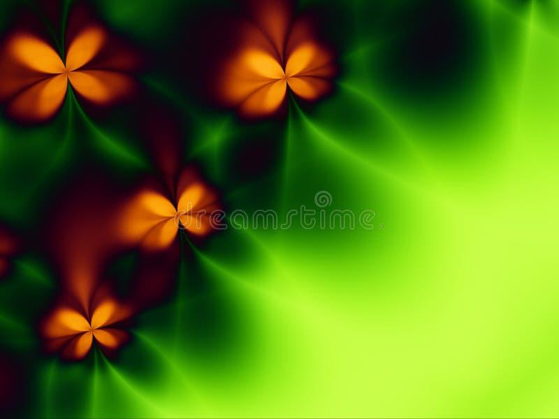лето бабочек Стоковое Изображение